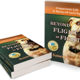 Beyond Flight or Fight: A Compassionate Guide for Working with Fearful Dogs is now available as an Audio-book!