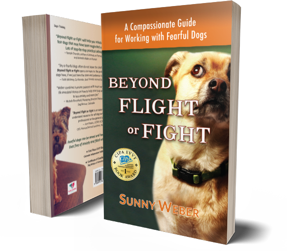 beyond flight or fight sunny weber author book cover