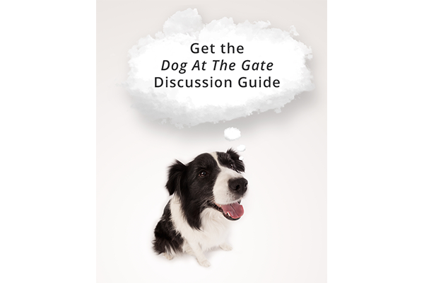 dog at the gate dicussion guide download image
