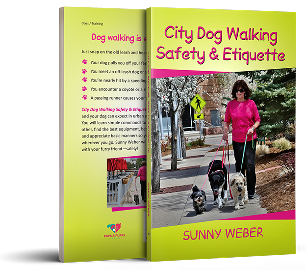 City Dog Walking Safety & Etiquette