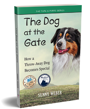 The Dog at the Gate - How a Throw-Away Dog Becomes Special